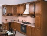 кухня из массива